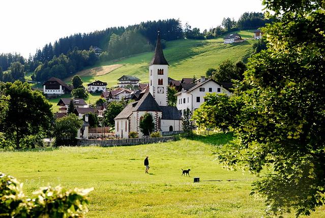 Dorf Oberinn