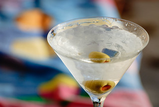 Martini O'clock in the March Sun | by wickenden
