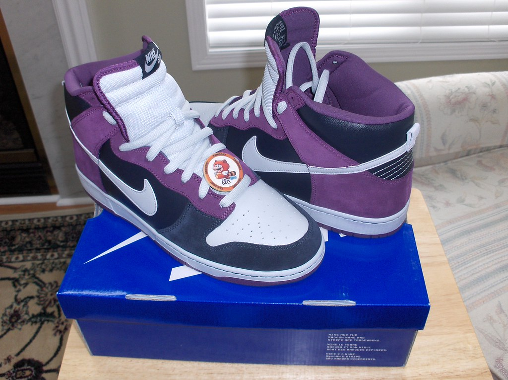 newest 13ead d8a6f Nike SB Dunk High Un-Heaven's Gate | Kyle Andrews | Flickr