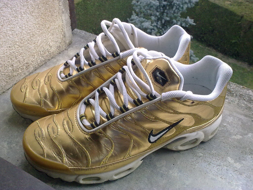 new product 34eea 41ccb 5800 XM Nike Tn Requin Gold | Nicolas Ch | Flickr
