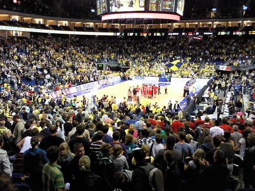 Alba Berlin gegen Paderborn Baskets - 21   by thdolby