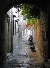 Gamlebyen, Rhodos