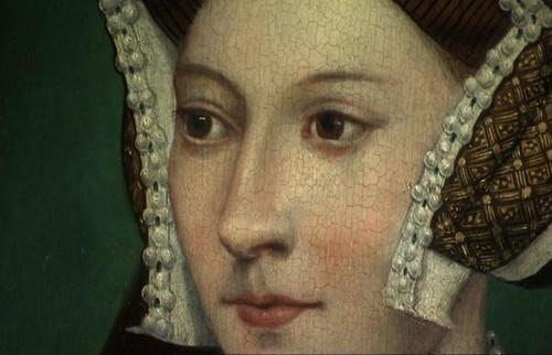 Posthumous portrait of Jane Seymour