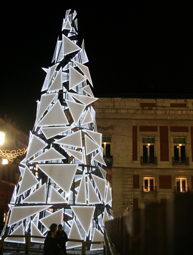 Modern Christmas Trees.Modern Christmas Tree Damien Ayers Flickr