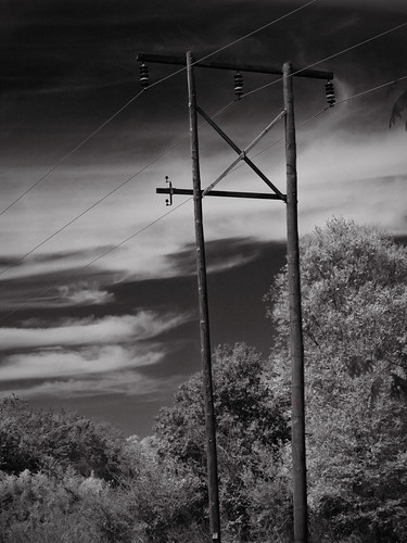 blackandwhite bw lines texas power olympus electricity tall poles tylertx e410 gtowneric