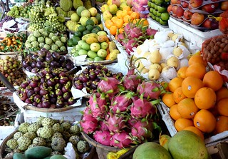 Exotic Fruit Stall | by Sue Povey