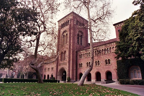 University of Southern California George Finley Bovard Administration Building | by greatdegree