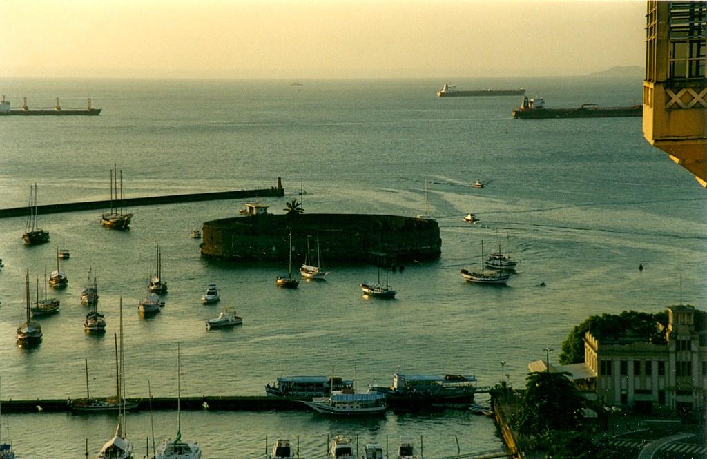 Bahia de São Salvador