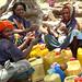 May/2010 - Ethiopian women selling milk (photo credit: ILRI/Ranjitha Puskur).