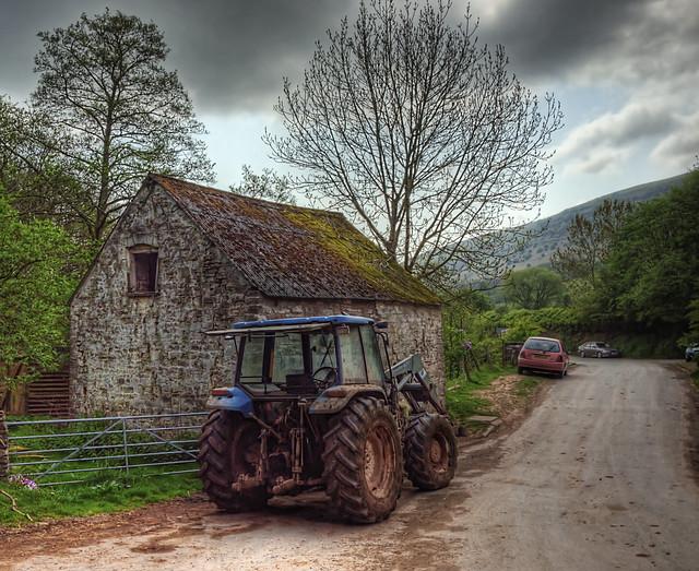 Old & New(er) - Wales