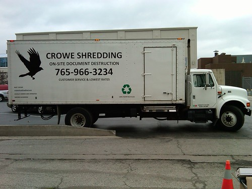 Shred Truck #3 | by croweshredding