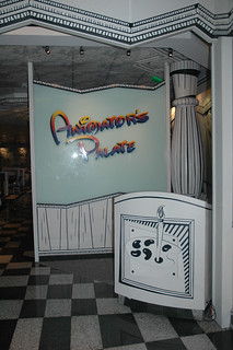 Disney Magic - Dining - Animator's Palate 06   by Gator Chris