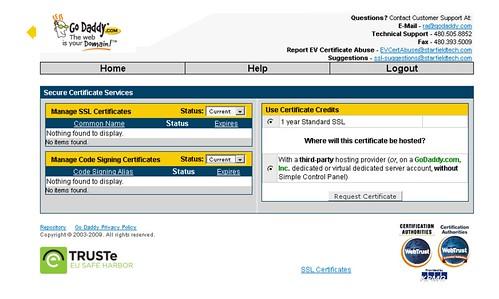 godaddy ssl certificate | godaddy ssl certificate | Flickr