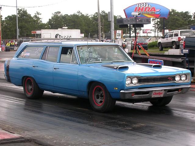 1969 Dodge Coronet RT Wagon