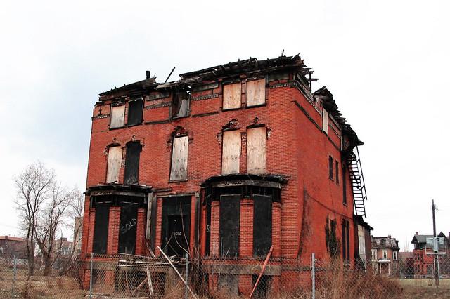 James V Campbell house, Detroit