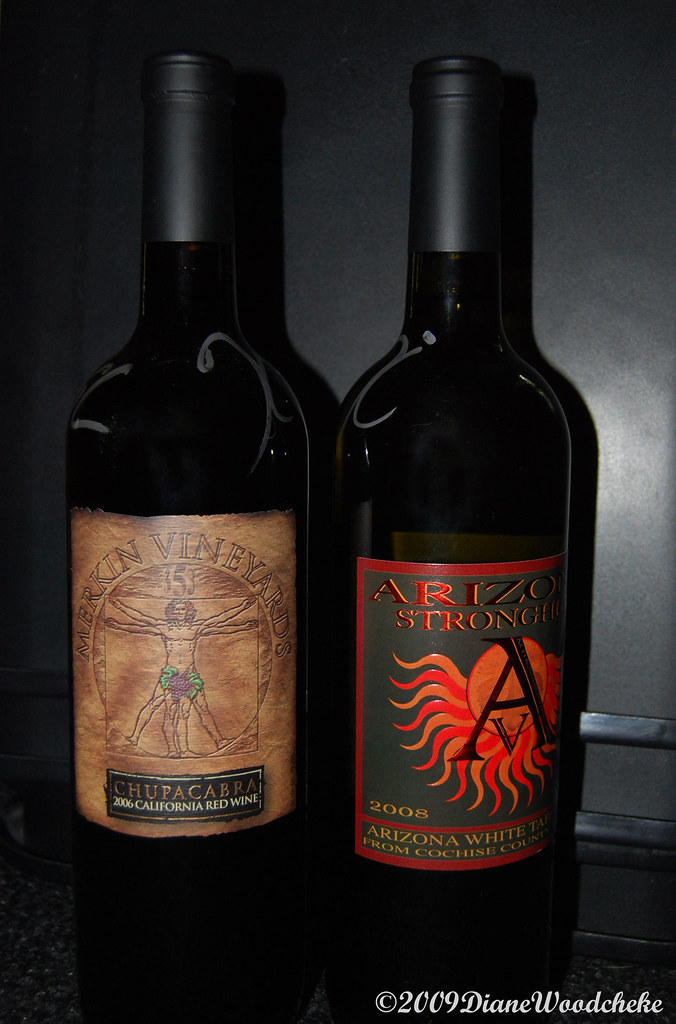 Maynard James Keenan Signed Wine Bottles | These Wine Bottle