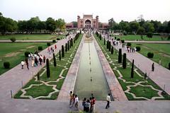 [India] Scenery seen from Taj Mahal | by kimama_labo