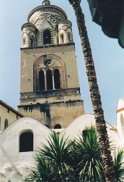 Amalfi, il campanile del duomo