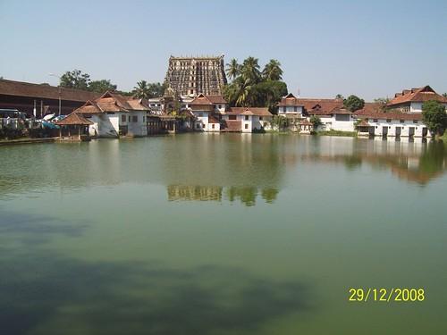 temple kerala thiruvananthapuram tivandrum