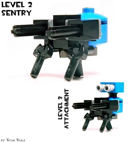 Level 2 Sentry   Cream Gravy!   Hobo Sapien   Flickr