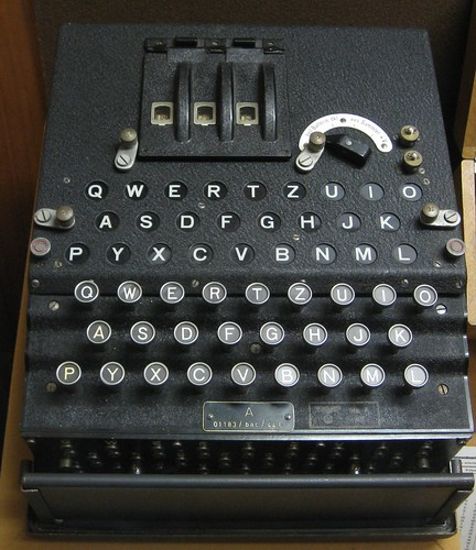 Die Luftwaffe (Air Force) ENIGMA | by brewbooks