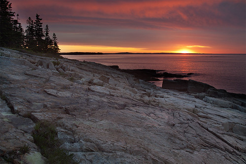 sunrise peninsula schoodic acadianationalpark blueberryhill gregp25