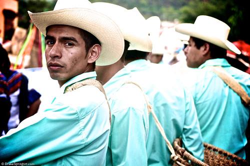 Son Huasteco - La Guelaguetza - Oaxaca, Mexico