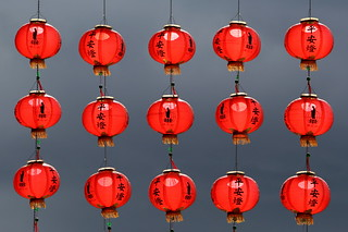 Red lanterns 1 | by Colin_K