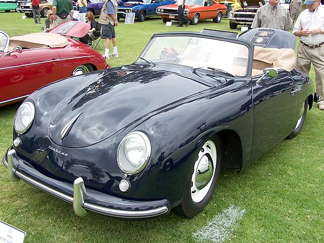1954 Porsche Cabriolet