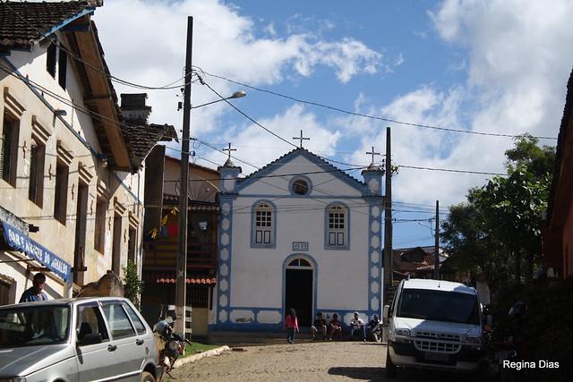 vila de Santo Antonio do Rio Grande em Bocaina de Minas MG