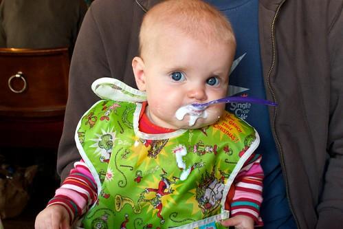 Argh! 'Tis yogurt I be eatin'   by megnut