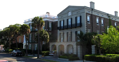 The Mansions of East Battery, Charleston, South Carolina | by Ken Lund