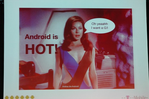 Android is HOT! | by alexmuse