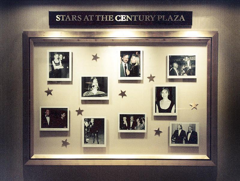 Celebrity Guest Display