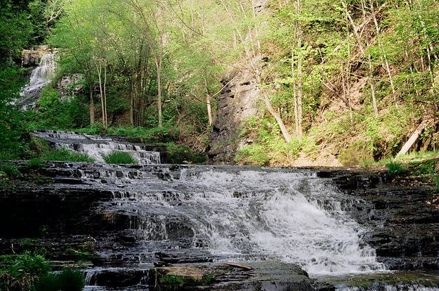 Cascadas de Rensselaerville NY Falls