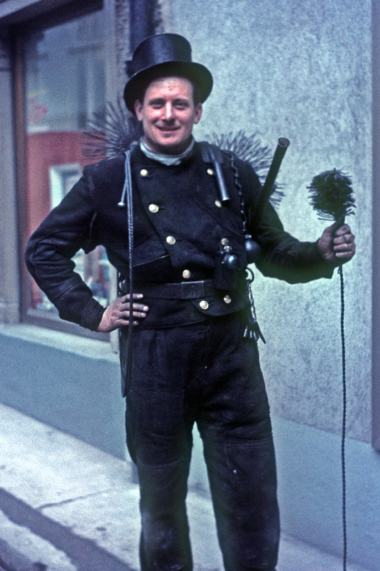 Chimney Sweep in Germany