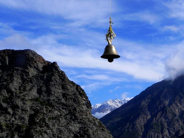 For whom the bell tolls....