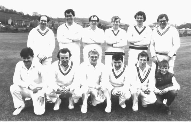 Steeton 1st XI 1985