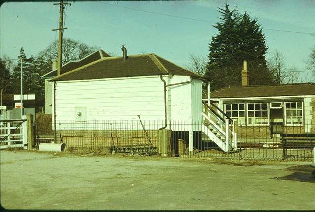 Netley signal box