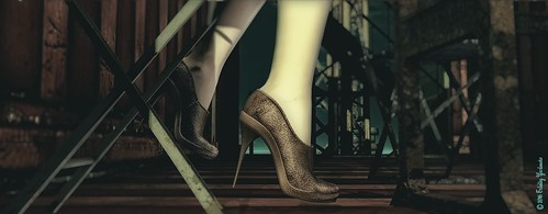 Adrianna heels @ Lost and found | by Trinity Yazimoto