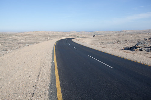 Winding road, Namibia | by Thomas Revå