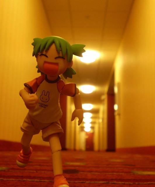Yotsuba & the Hallways
