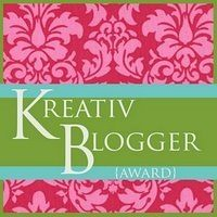 kreativblogger award | by heavenlybabies