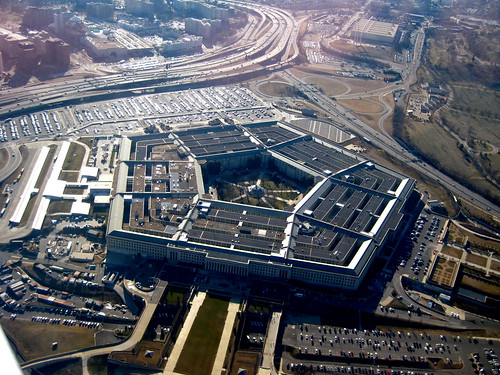 The Pentagon | by randomduck