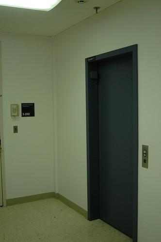 The Secret Elevator