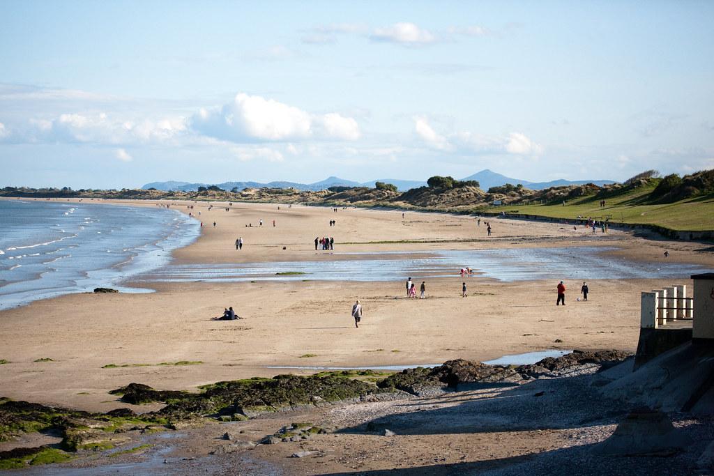 Winter Beach Walk - Traveller Reviews - Portmarnock Beach