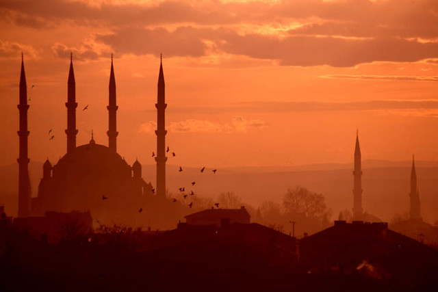 Selimiye Camii, Edirne, Türkiye