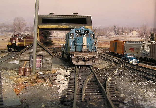 Boston and Maine GP38-2 and BL2