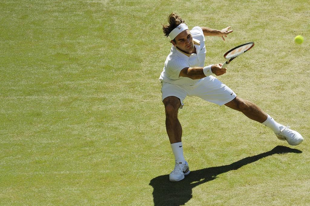 Roger Federer – Wimbledon 2009