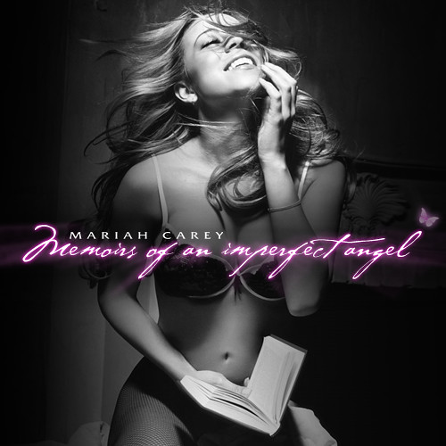 Mariah Carey - Memoirs of an imperfect angel (Random J's cover) | by J from the UK